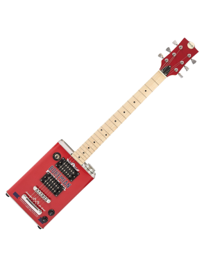 Bohemian® Guitarra Eléctrica Oil Can Motor Oil 2HB