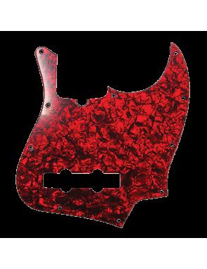D'Andrea® Pickguard DPP Jazz Bass® Color: Red Pearl