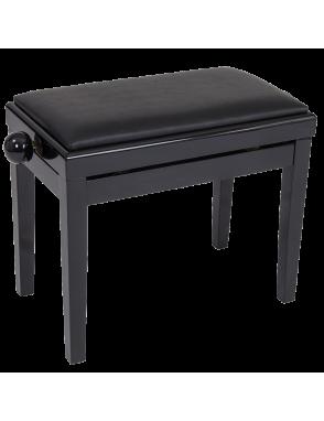 Kinsman® Banqueta Piano KPB03 Ajuste Altura Color: Negro Satin