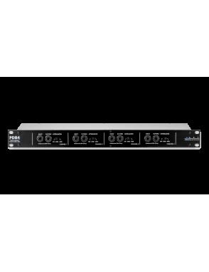 "Art® Caja Directa Pasiva Rack PDB4™ 4 Canales Rackeable 19"""