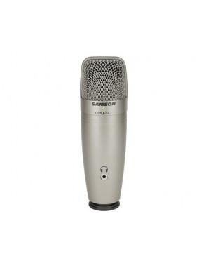 Samson® Micrófono Condensador C01 Estudio