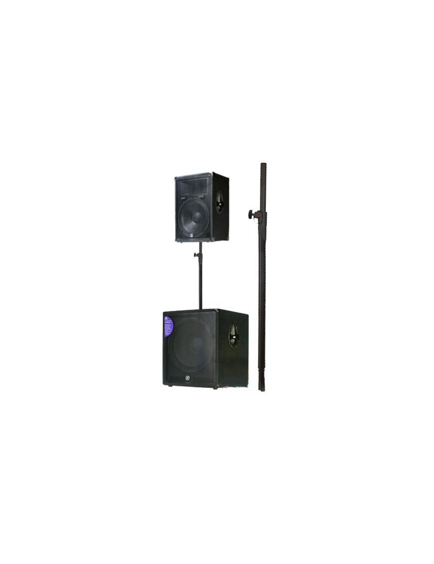 ApexTone® Atril Pole Subwoofer