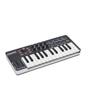 Samson® Controlador MIDI USB Graphite M25 Mini