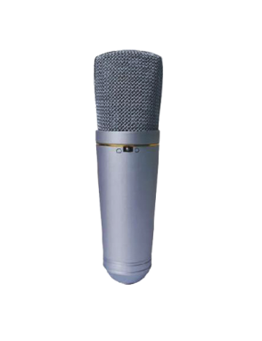 ApexTone® Micrófono Esudio MC-100UO