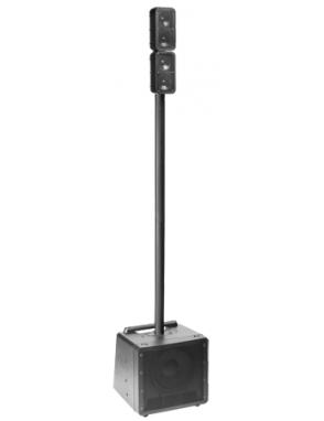 Yorkville® Sistema Compact EXM400 SetSubwoffer*Satelital 4 Ch
