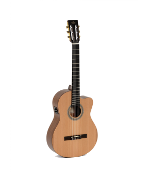 Sigma® Guitarra Clásica Electroacústica