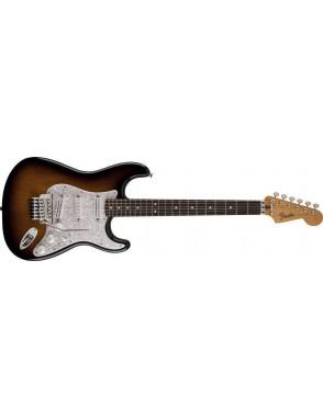Fender® Guitarra Eléctrica DAVE MURRAY Stratocaster® Sunburst Con Funda