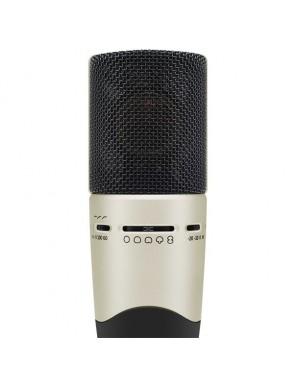 Sennheiser® Micrófono Estudio MK 8