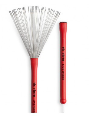 VIC FIRTH® Baqueta/Efecto HB Heritage Brush