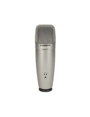 Samson® Micrófono Condensador C01 U Pro