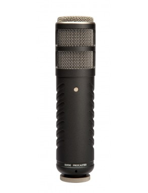 RØDE® Micrófono Broadcast PROCASTER Dinámico Radiodifusión