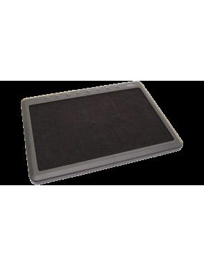 SKB® Case Resina 1SKB-PS-8 9V Pedalboard DC Con Funda Gig Bag