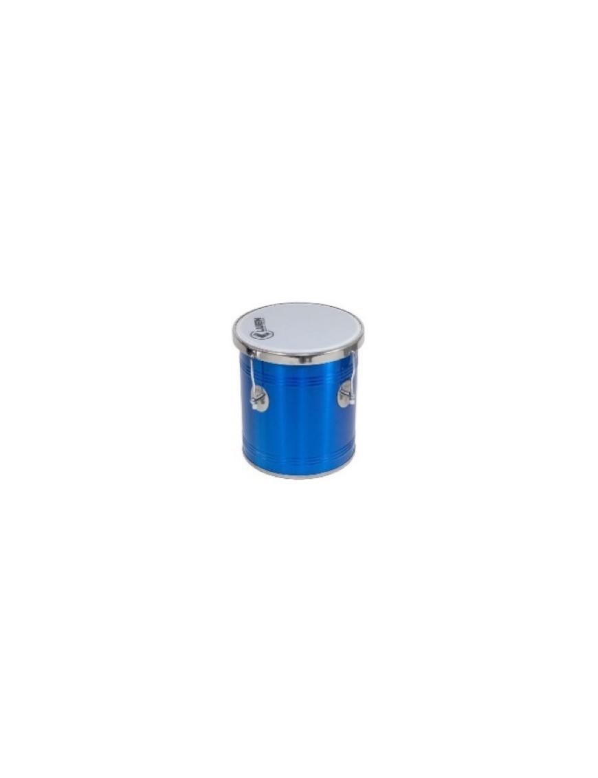 """Luen® Repique de Mano 30 Cm x 10"""" Aluminio Azul"""