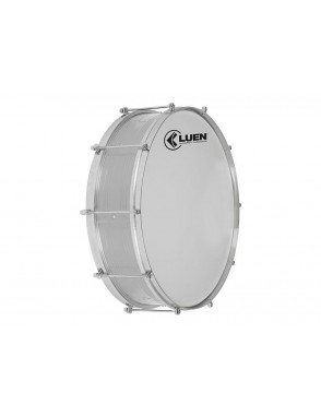 "Luen® Zambumba 15 Cm x 20"" Aluminio"