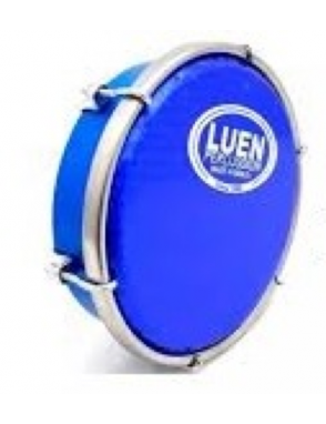 "Luen® Tamborin 6"" 6 Afinadores Holográfico"