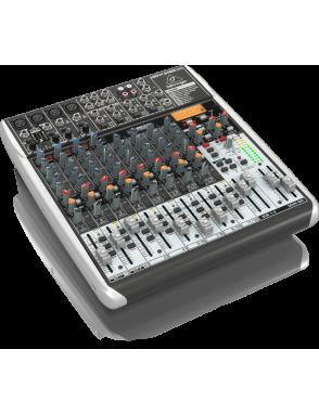 Behringer® consola mezcladora QX1622USB