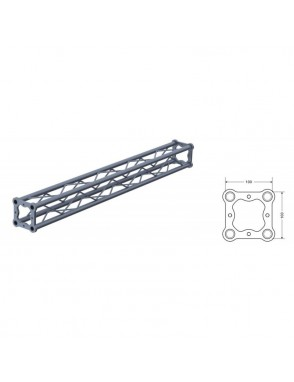 Weinas® Truss on Stage Hinge 30X30 1Mt Bisagra Aluminio Link Spigot