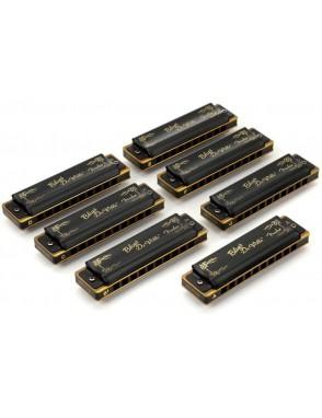 Fender® Armónica Blues DeVille™ Pack 7 Unidades
