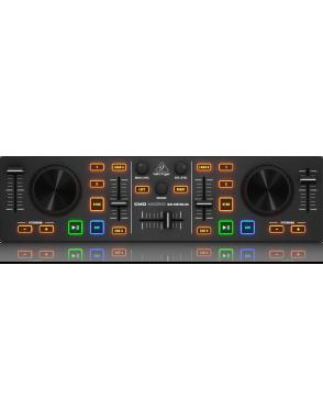 Behringer® Controlador DJ MIDI CMD MICRO