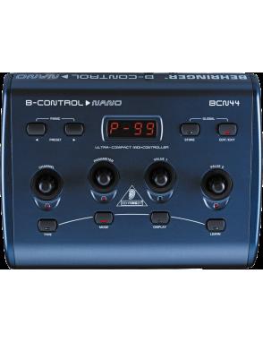Behringer® Controlador MIDI BCD3000