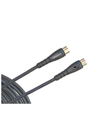 D'Addario® Cable MIDI 3 m PW-MD-10