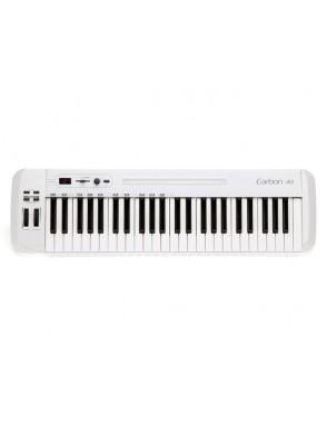 Samson® Controlador MIDI USB Carbon 49