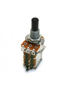 Fender® Genuine Parts Potenciómetro Bajoo Jazz Bass® Shaft Push Pull