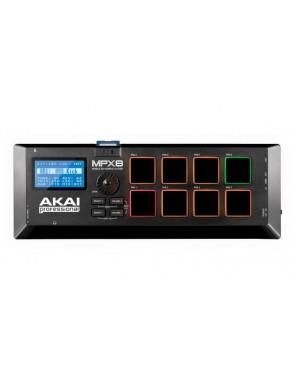 AKAI® PROFESSIONAL Sampler MPX8 SD
