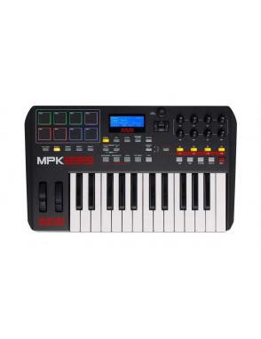 AKAI® Pro Controlador MIDI MPK225 25 Teclas