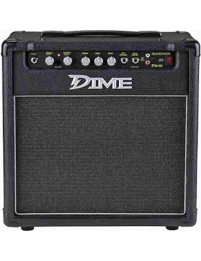 DEAN GUITARS® Amplificador Guitarra Combo DIME Blacktooth 20W