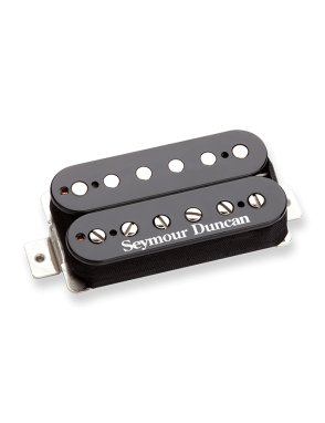 Seymour Duncan® Cápsulas Guitarra Eléctrica SH-6 Duncan Distortion Bridge Humbucker