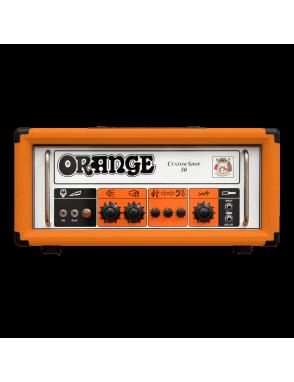 ORANGE™ Amplificador Guitarra Cabezal CUSTOM SHOP 50 HANDWIRED