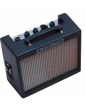 Fender® Mini Amplificador Guitarra Deluxe