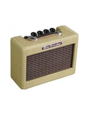 Fender® Mini Amplificador Guitarra Mini 57' TWIN-AMP