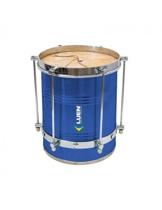 """Luen® Cuica 25 Cm x 8""""  Aluminio Azul"""