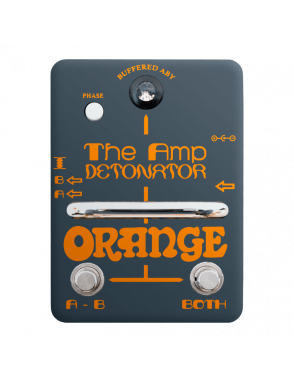 Orange® Pedal Guitarra The Amp Detonator