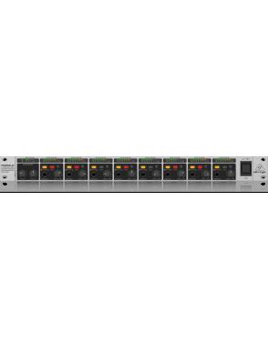 Behringer® Amplificador Audífonos HA8000V2 8 Canales
