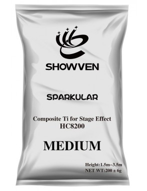 Sparkular® Consumible Composite Showven® HC8200 200 Gr Mediano