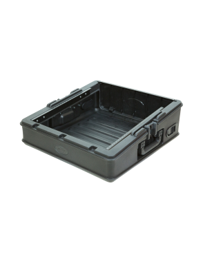 """SKB® Case Resina Audio Mixer 1SKB-R100 Rack 19"""" 10U"""
