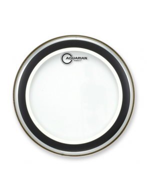 "Aquarian Drumheads® Parche Bombo 22"" SX-22 STUDIO-X™ Clear"