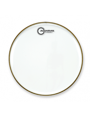 """Aquarian Drumheads® Parche Tom 15"""" HF-15 Hi Frequency™ Clear"""