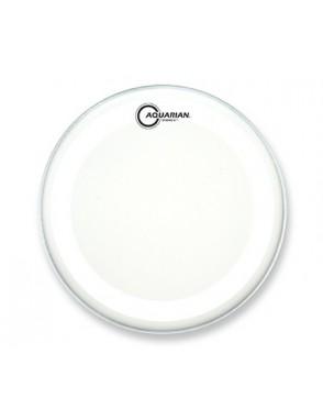 "Aquarian Drumheads® Parche Tom 8"" TCSX-8 Studio-X Texture Coated™ Blanco"