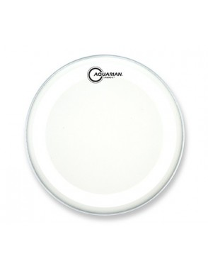 "Aquarian Drumheads® Parche Tom 16"" TCSX-16 Studio-X™ Texture Coated™ Blanco"