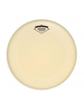 "Aquarian Drumheads® Parche Bombo 16"" MOTC-SK16 Modern Vintage™ Super Kick™ Ring Cream"