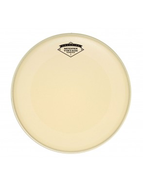 "Aquarian Drumheads® Parche Bombo 22"" MOTC-SK22 Modern Vintage™ Super Kick™ Ring Cream"