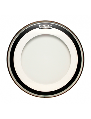 """Aquarian Drumheads® Parche Bombo 20"""" IMPI-20 IMPACT I™ Clear Ring"""