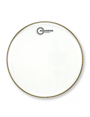 """Aquarian Drumheads® Parche Tom 8"""" RSP2-8 RESPONSE 2™ Clear"""