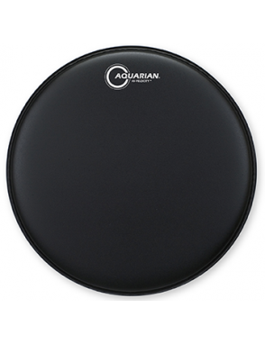"Aquarian Drumheads® Parche Caja 13"" VEL-13BK HI-VELOCITY™ Texture Coated™ Negro"