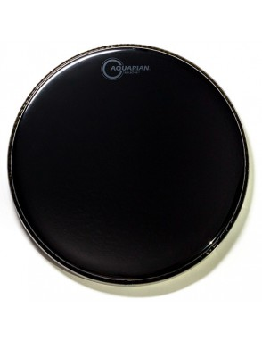 """Aquarian Drumheads® Parche Tom 8"""" REF-8 REFLECTOR™ Negro"""