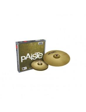 "Paiste® Platillos Hi-Hat 14""+Crash 18"" 101 Essential Set 14""/18"""